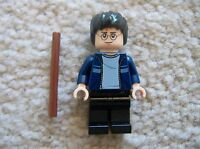 LEGO Harry Potter - Rare Harry Potter Minifig w/ Wand  - From 4840