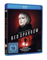 Red Sparrow [Blu-ray/NEU/OVP] Buchvorlage Jason Matthews mit Jennifer Lawrence,