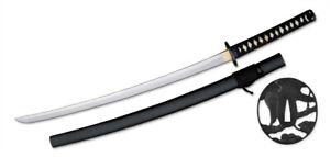 Hanwei Raptor Katana, Shinogi Zukuri - Hand-Forged 5160 High-Carbon Steel Blade