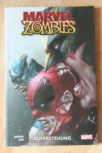 Marvel Zombies Auferstehung mit Avengers, X-Men, Fantastic Four Spider-man ,