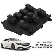 Pour Mercedes-Benz Classe M SUV W163 ML230 Interrupteur de fenêtre principal SH