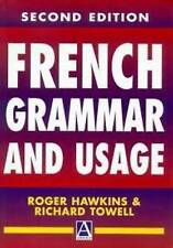 French Grammar and Usage, 2Ed (Hrg), Towell, Richard Paperback Book
