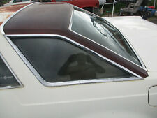 DRIVER REAR QUARTER GLASS # FORD THUNDERBIRD 77 78 79