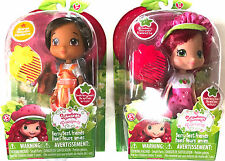 1 Strawberry Shortcake Doll & 1 Orange Blossom Scented & iconic Comb 12235