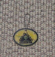 Vintage Reebok Basketball Shoes Above the Rim Keychain Jet Chain Shoe Tag