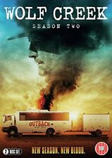 Wolf Creek The Complete Second Series Season 2 DVD New Sealed