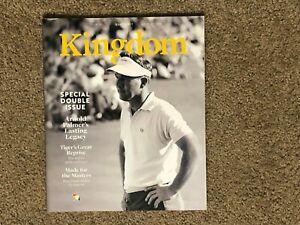 NEW No Label Arnold Palmer Kingdom Magazine #45