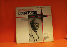 COUNT BASIE - BIG BANDS ARE BACK! - GUEST STAR LP VINYL RECORD -M
