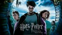 Harry Potter and the Prisoner of Azkaban! Blu-Ray Disc Year 3