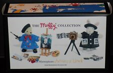 MUFFY VANDERBEAR GREAT MASTERPIECES ARTISTES AT WORK ACCESSORY SET 5483