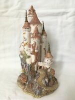 Lilliput Lane The Castle Of The Sleeping Princess Vintage Collectible
