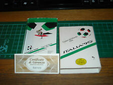 PIN SPILLA IN ARGENTO COPPA DEL MONDO FIFA ITALIA 90 CALCIO SOCCER FOOTBALL