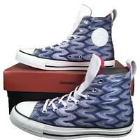 Converse by Missoni Chuck Taylor All Star High Top Glitter BLUE/GREEN 151255C