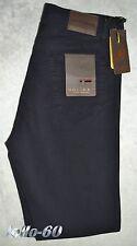 Pantalone uomo jeans TAGLIA 58 HOLIDAYcotone elasticizzato nero LINHAY