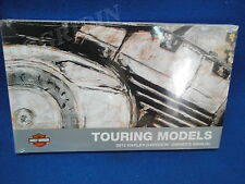 2012 Harley touring road king electra street glide ultra flt flhr owners manual