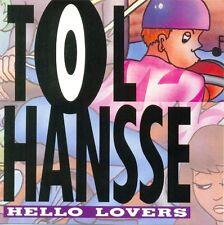 TOL HANSSE - Hello lovers 3TR CDM 1989 FOLK ROCK / DUTCH