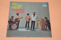 MANFRED MANN LP BIG HITS 1°ST ORIG 1975 SIGILLATO ! AUDIOFILI SEALED !!!!!!!!!