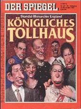 SPIEGEL 48/1992 Die englische Monarchie
