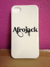 Cover Custodia Snap Case AFROJACK per iPhone 4 4S 4G dj producer remix NUOVA NEW