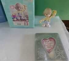 Precious Moments - A Mothers Love is Beyond Measure - Sewing - w/picture frame