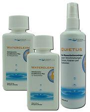 Wasserbetten Konditionierer 2x Conditioner Vierkant + Quietus Bio Vinylreiniger