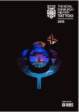 ROYAL EDINBURGH MILITARY TATTOO 2013 DVD ALL REGIONS NTSC NEW