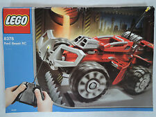 LEGO Recipe/instruction Racers 8378