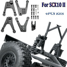 4PC Rear & Front Shock Mount LIFT Shocks Kit For Axial SCX10 II 90046 RC Crawler