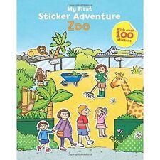 My First Sticker Adventure Zoo, 1405271426, New Book