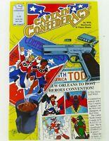 EPIC Comics CAPTAIN CONFEDERACY (1991) #1 Copper Age NM (9.4) Ships FREE!