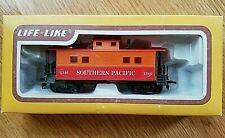 Life Like HO Scale Southern Pacific 1346 Caboose - Model 8554 S.P. New in Box