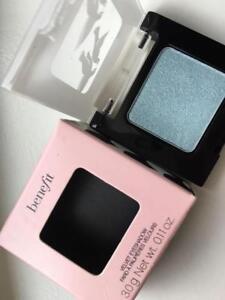 NIB BENEFIT Velvet Eyeshadow SNOW JOB 3.0 g / 0.11 oz.