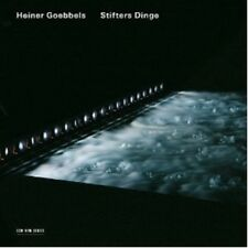 HEINER GOEBBELS /GRÜNBERG,KLAUS/MACHNIK,HUBERT/+ - STIFTERS DINGE  CD NEW+