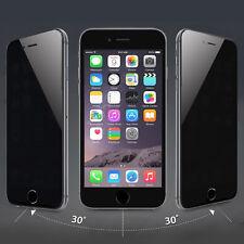 3D full cover écran anti-espion privacy hd effacer verre trempé film pour iPhone 7