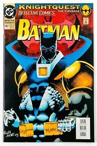 Detective Comics #667 (1993 DC) Batman: Knightquest - The Crusade! Part 1 NM