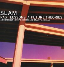 SLAM past lessons / future theories (2X CD compilation, mixed) techno tech house