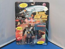 Playmates Classic Star Trek Movie Series Commander Kruge Action Figure NMOSC!