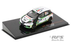 Renault Clio RSR R3 Rallye Mexico 2020 Rejon Pimentel 1:43 IXO RAM 756 NEU