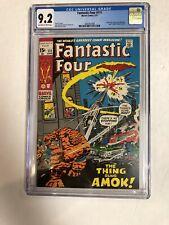 Fantastic Four (1971) # 111 (CGC 9.2 OWWP)   Stan Lee Story