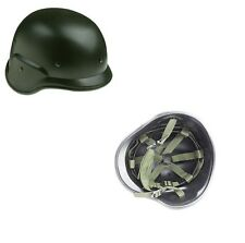 VERDE Militare / Esercito / Polizia / SWAT TACTICAL CASCO M88 PAINTBALL SOFTAIR CASCO