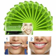 28pcs Harmony Life Teeth Whitening Strips Bleaching Pearl Bright White Smile FDA