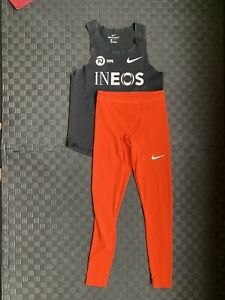 nike pro elite singlet and tight Tight-sizeS Singlet-sizeM