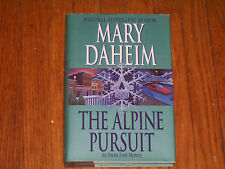 The Alpine Pursuit By Mary Daheim An Emma Lord Mystery
