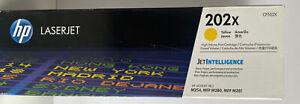 HP 202X (CF501X) High Yield Cyan Original Toner 2500 Page-Yield