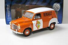 1:18 Solido Renault Colorale Fourgon 1953 orange/ white