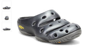 Keen Yogui Arts Graphite Slip-on Clog Men's US Whole sizes 7-14 NEW!!