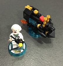 Lego Dimensions Doc Brown back to the Future 71230 Fun Pack