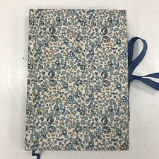 New Liberty Address Book Notebook Hardback Fabrics Multicoloured Floral 341264