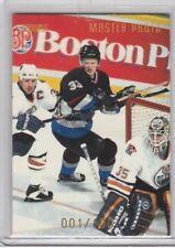 2001-02 Stadium Club Master Photos #43 Henrik Sedin /100  Vancouver Canucks