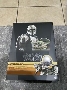 Hot Toys Star Was The Mandalorian Deluxe TMS015 1/6 Scale Figure